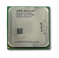 HP AMD Opteron 2387 2.8 6MB/1000 2nd CPU processore