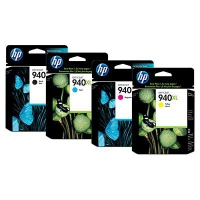 HP 940XL Black Officejet Ink Cartridge Nero cartuccia d