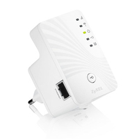 ZyXEL WRE2205 v2 Network repeater Bianco