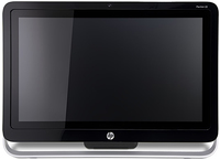 "HP Pavilion 21-h010 1.5GHz A4-5000 21.5"" 1920 x 1080Pixel Touch screen Nero, Argento PC All-in-one"