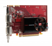 HP ATI FirePro V3700 256MB PCIe Graphics Card