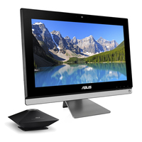 "ASUS ET2311IUKH-B001S 2.9GHz i3-4130T 23"" 1920 x 1080Pixel Nero PC All-in-one"