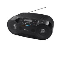 Sony ZS-RS 70BT Digitale 4.6W Nero radio CD