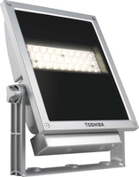 Toshiba E-Core LED Floodlight 3000 LED Argento