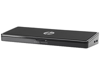 HP Universal Port Replicator USB 3.0 (3.1 Gen 1) Type-A Nero