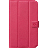 "Cellularline FOLIOGTAB3T210P 7"" Custodia a libro Rosa custodia per tablet"