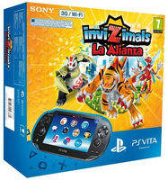 Sony PS Vita + Invizimals: L