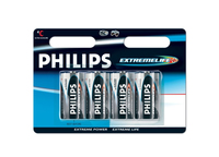 Philips ExtremeLife Batteria LR14EB4A/10