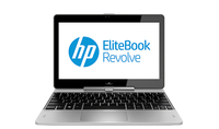 "HP EliteBook Revolve 810 G2 1.9GHz i5-4300U 11.6"" 1366 x 768Pixel Touch screen 3G 4G Argento Ibrido (2 in 1)"