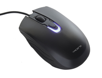 Tacens Anima AM1 Ottico 2000DPI Nero mouse