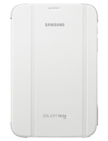"Samsung EF-BN510BWEGUJ 8"" Cover Bianco custodia per tablet"