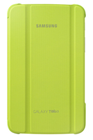 "Samsung EF-BT210BGEGUJ 7"" Cover Verde custodia per tablet"