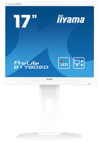 "iiyama ProLite B1780SD 17"" TN Opaco Bianco monitor piatto per PC"