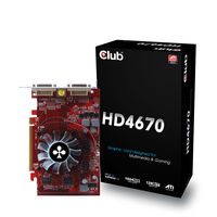 CLUB3D CGAX-46724DDC 1GB GDDR3 scheda video