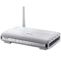 ASUS RT-G32 Fast Ethernet Argento router wireless