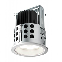 Toshiba LEDEUD00039D40 Interno Recessed lighting spot 92W Bianco faretto di illuminazione