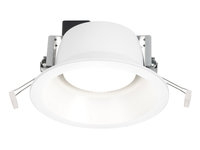 Toshiba LEDEUD00111S27 Interno Recessed lighting spot GX53 6.9W Bianco faretto di illuminazione