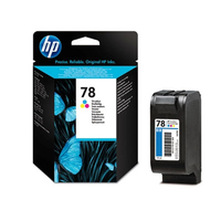 HP 78 Tri-color Inkjet Print Cartridge cartuccia d