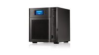Lenovo TotalStorage Series EMC px4-400d 4TB NAS Mini Tower Collegamento ethernet LAN Nero