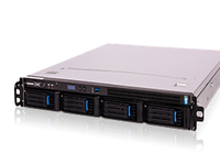 Lenovo TotalStorage Series EMC px4-400r Server di archiviazione Rastrelliera (1U) Collegamento ethernet LAN Nero