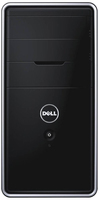 DELL Inspiron 3847 3.4GHz i3-4130 Mini Tower Nero PC