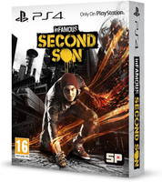 Sony inFAMOUS: Second Son - Special Edition, PS4 PlayStation 4 videogioco