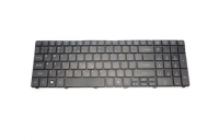 Acer Aspire 5538 keyboard QWERTY Inglese US Nero tastiera