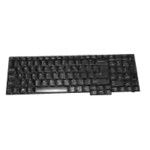Acer Aspire 5535/5735/8530/8730 keyboard AZERTY Belga Nero tastiera
