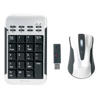 Targus Wireless Keypad and Mouse Combo