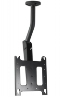 Chief Flat Panel Ceiling Mount Nero supporto a soffitto per tv a schermo piatto