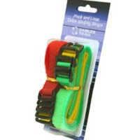 C2G Hook-and-Loop Multicolore 12pezzo(i) fermacavo