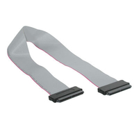 C2G 0.5m SAS 32-pin to SAS 32-pin Ribbon Cable