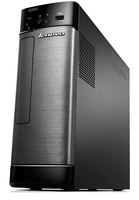 Lenovo IdeaCentre H500s 2.41GHz J1750 Scrivania Nero PC