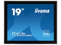 "iiyama T1932MSC-B1NS 19"" 1280 x 1024Pixel Nero monitor touch screen"