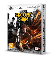 Sony inFAMOUS Second Son Basic PlayStation 4 videogioco