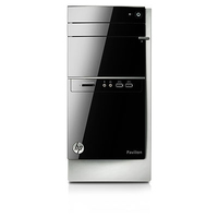 HP Pavilion 500-225eb 3.7GHz A10-6700 Microtorre Nero PC