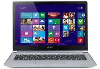 "Acer Aspire 392G-74504G50tws 1.8GHz i7-4500U 13.3"" 1920 x 1080Pixel Touch screen Argento Computer portatile"