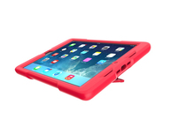 Kensington Custodia rinforzata BlackBelt 2° dan per iPad Air - Rosso