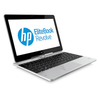 "HP EliteBook Revolve 810 G1 2.1GHz i7-3687U 11.6"" 1366 x 768Pixel Touch screen Argento Ibrido (2 in 1)"