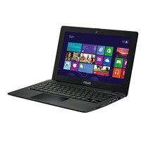 "ASUS VivoBook F200MA-CT064H 2.166GHz N3520 11.6"" 1366 x 768Pixel Touch screen Nero Computer portatile"