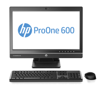 "HP ProOne 600 G1 3.4GHz i3-4130 21.5"" Nero PC All-in-one"