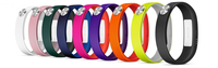Sony SmartBand SWR110 (Large) 3Pk (Orange, Blue, Black) Telefono cellulare Nero, Blu, Arancione tracolla