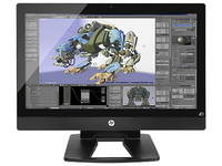 "HP Z1 G2 3.4GHz E3-1245V3 27"" 2560 x 1440Pixel Argento All-in-One workstation"