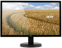 "Acer K 192HQL 18.5"" TN+Film Opaco Nero monitor piatto per PC"