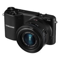 Samsung NX 2000 + ED II 50-200mm MILC 20.3MP CMOS Nero