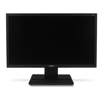 "Acer Essential V206HQLA 19.5"" HD Nero monitor piatto per PC"