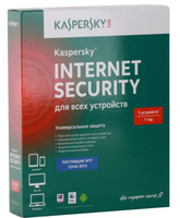 Kaspersky Lab Kaspersky Internet Security Multi-Device Russian Edition, 5 PC 1anno/i RUS