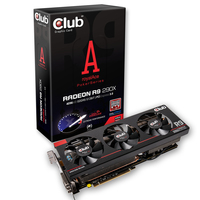 CLUB3D Radeon R9 290X royalAce Radeon R9 290X 4GB GDDR5