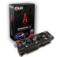 CLUB3D CGAX-R9298SO Radeon R9 290 4GB GDDR5 scheda video