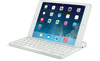 Logitech Ultrathin Keyboard Cover for iPad mini Bluetooth QWERTY Spagnolo Argento tastiera per dispositivo mobile